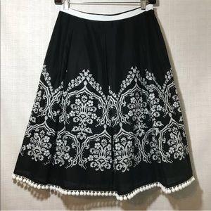 Ann Taylor Loft Women's Flare skirt NEW